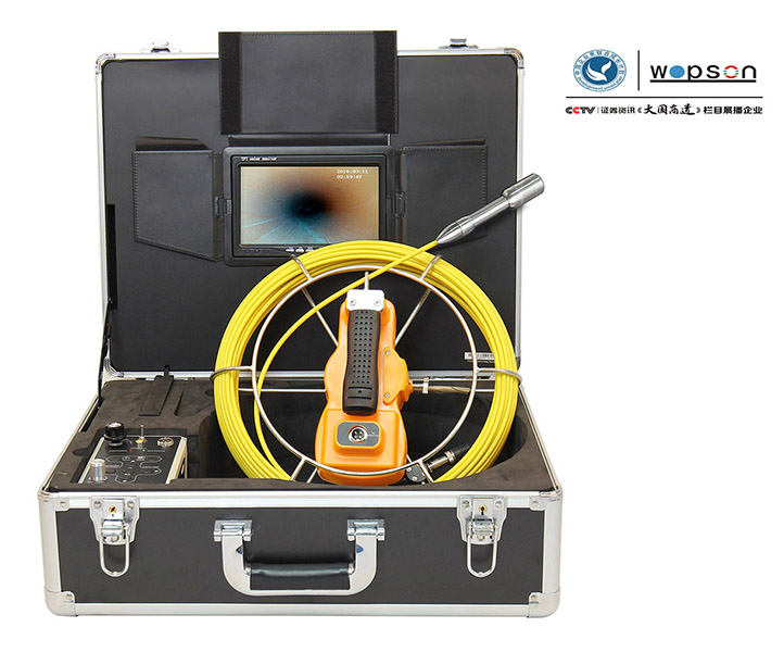 The inspection camera of pipeline