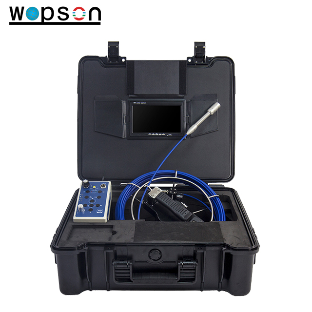 Hot Data hold 720P Pipe inspection camera for blocked detection