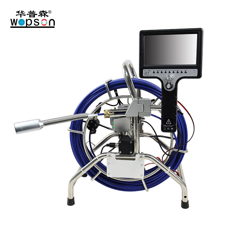 Middle Reel Plumbing Inspection Camera