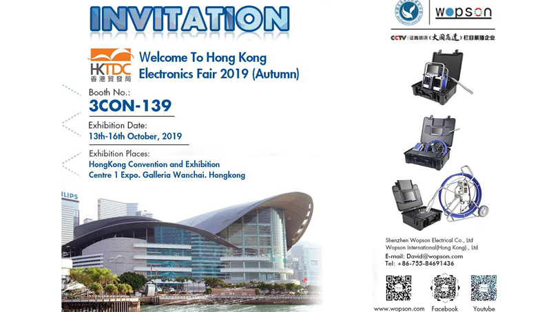 3CON-139 13th-16th, Oct. See you!  HongKong convention and Exhibition